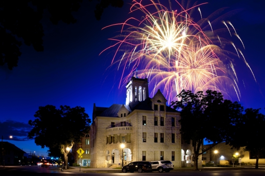Fourth of July Spectacular | Courtesy New Braunfels Convention & Visitors Bureau