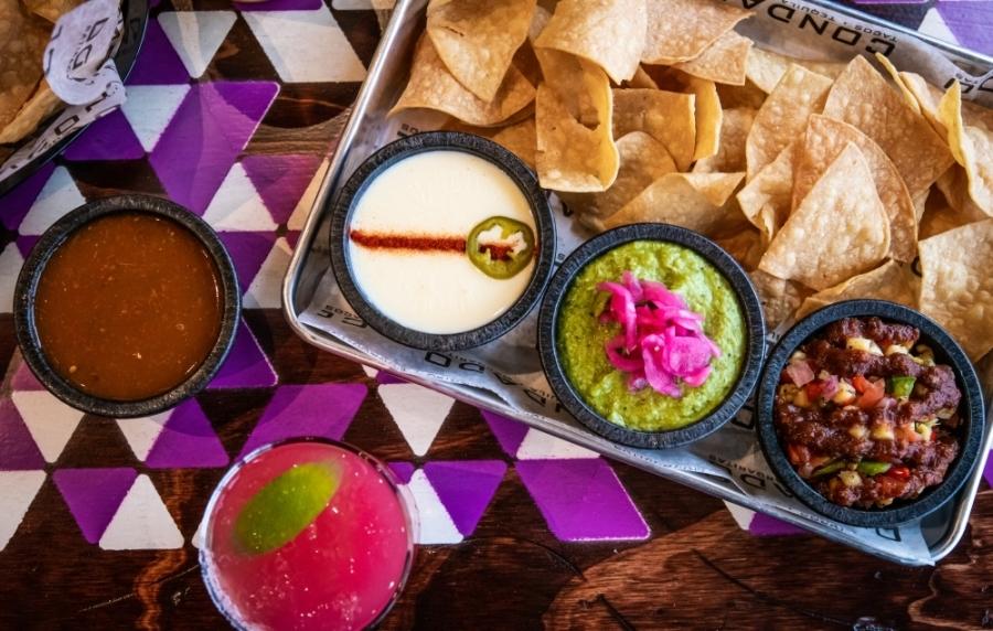 Condado Tacos is slated to open later this year at McEwen Northside. (Courtesy Condad Tacos, @haileyeatscincy)