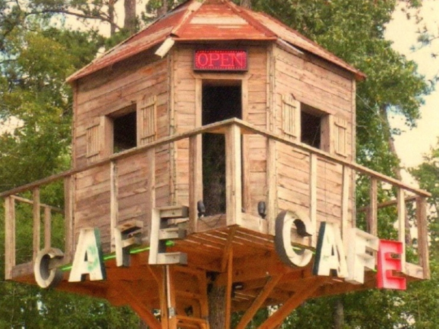 Tree House Cafe is located at 12202 FM 1488, Magnolia. (Courtesy Mike Kelton)