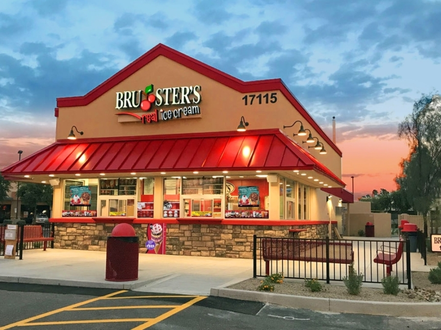 With this new Chandler store, owner Dan Tarkoff will open his second Bruster's location in Arizona. He also owns Bruster's of Arrowhead located at 17115 N. 51st Ave, Glendale, AZ 85308. (Courtesy Bruster's)