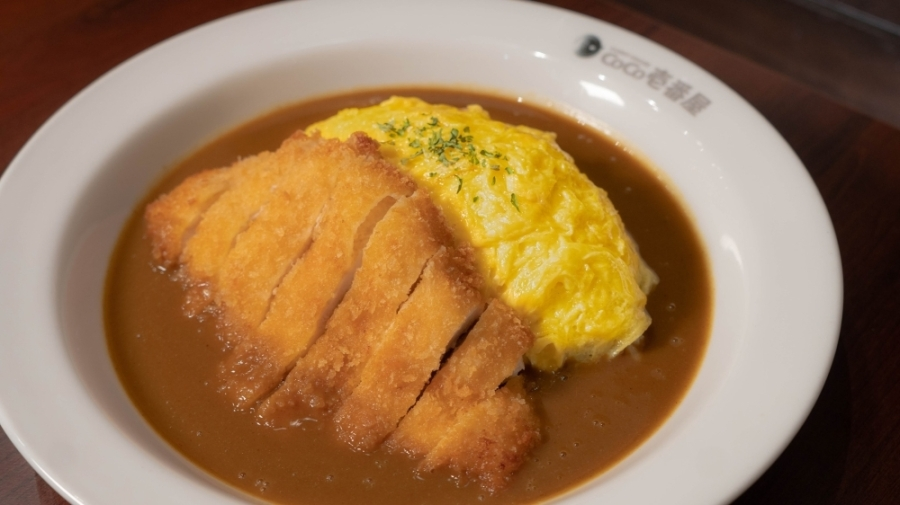 CoCo Ichibanya specializes in curry and rice dishes, and operates over 1,400 locations worldwide. (Courtesy CoCo Ichibanya)