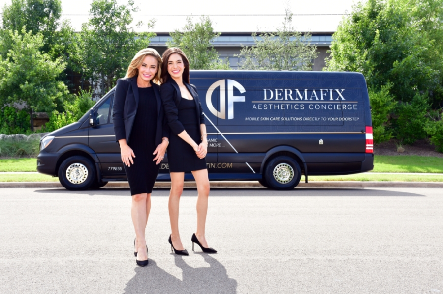 DermaFix Austin launched May 1. (Courtesy Stacy Gilyan)