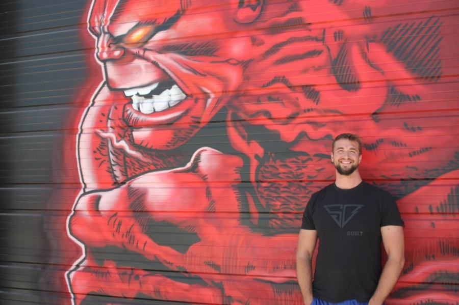 Garrett Klaproth has managed the facility since 2019. (Lauren Canterberry/Community Impact Newspaper)