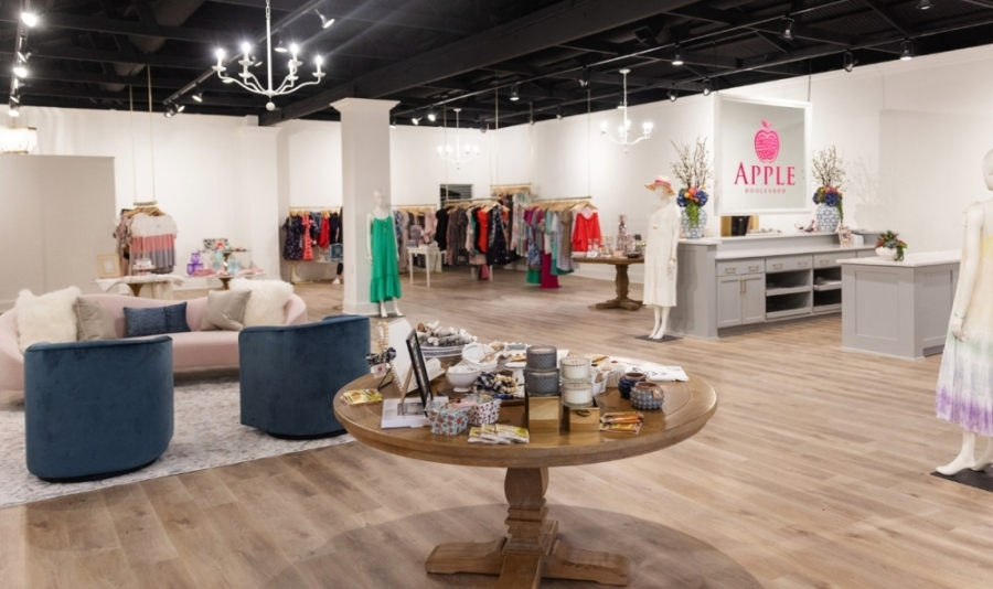 Apple Blvd Boutique opened May 10 at 8760 7th St., Frisco. (Courtesy Apple Blvd Boutique)