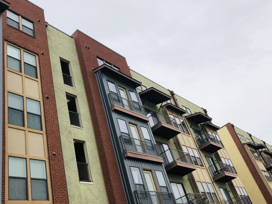 After a year of pandemic-induced low rents, rental rates are now higher than at any point over the past two years in Houston. (File photo)