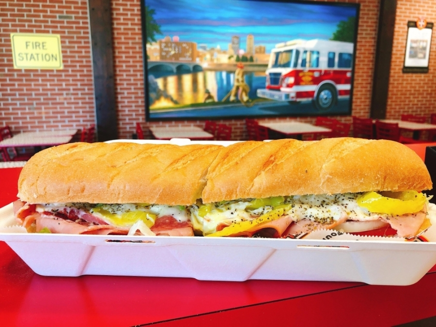 A new Firehouse Subs is expected to open at 6630 FM 1463, Katy, in August or September. (Courtesy Firehouse Subs)