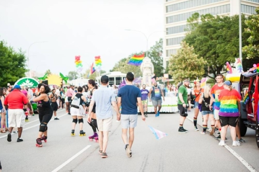 The Woodlands Pride festival will be returning this year Oct. 30. (Courtesy The Woodlands Pride)