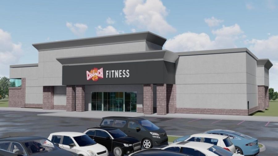 Crunch Fitness is set to open this fall at 3865 Preston Road, Frisco. (Courtesy Crunch Fitness)