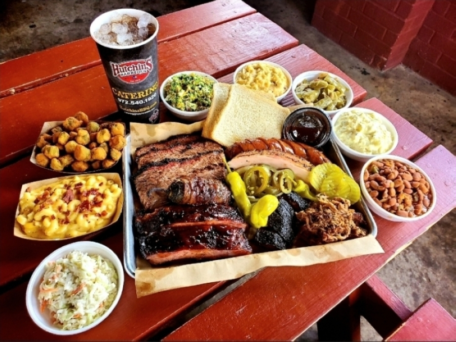 Hutchins BBQ is reopening in McKinney. (Courtesy Hutchins BBQ)