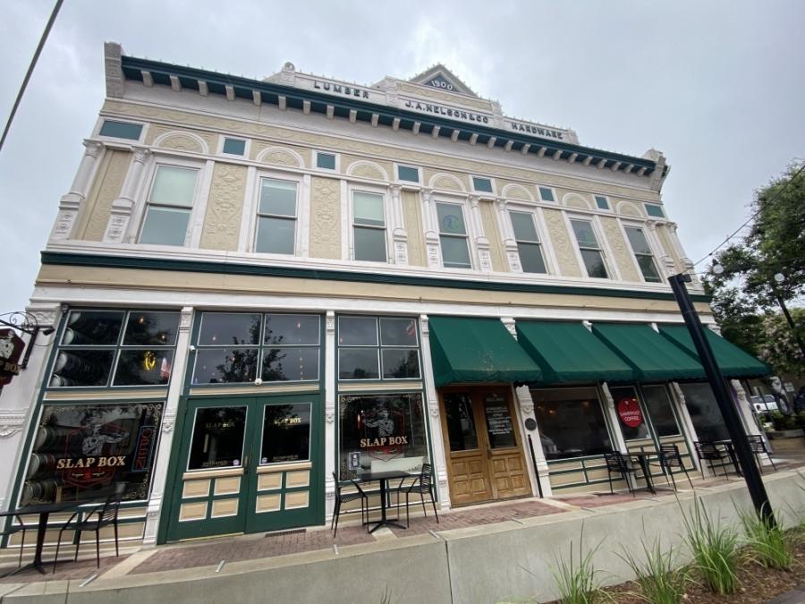 620 Studio LLC is relocating to 203 E. Main St., Ste. 205, above Slapbox Pizzcheria in downtown Round Rock. (Brooke Sjoberg/Community Impact Newspaper)