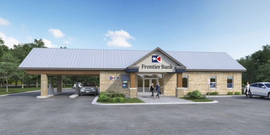 The Round Rock location marks the seventh branch of the Elgin-headquartered bank. (Courtesy Frontier Bank)