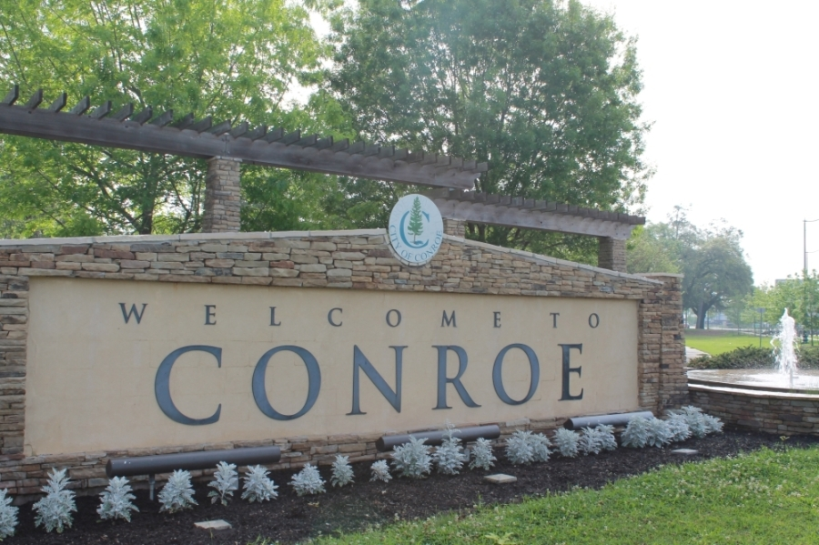 Conroe City Council discussed possible changes to the city's tree ordinance at a workshop July 7. (Community Impact Newspaper staff)