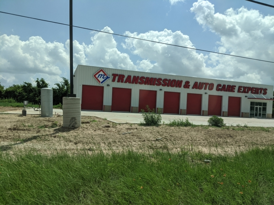 My Transmission and Auto Care Experts is planning to open in Pinehurst the week of July 19. (Anna Lotz/Community Impact Newsapepr)