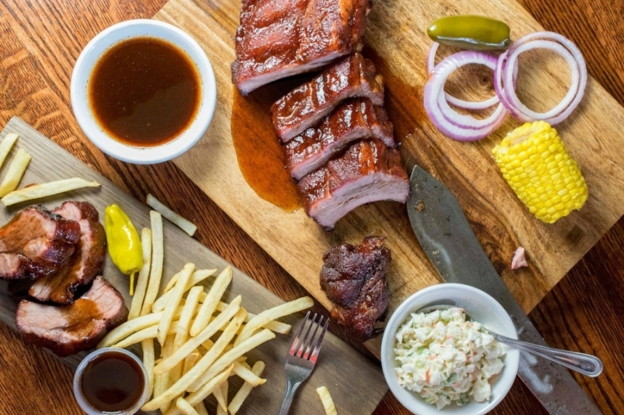 Spring Creek Barbeque in Grapevine has temporarily closed due to labor shortages. (Courtesy Spring Creek Barbeque)