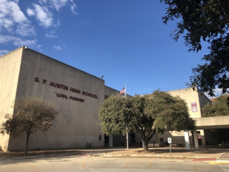 photo of Stephen F. Austin high school