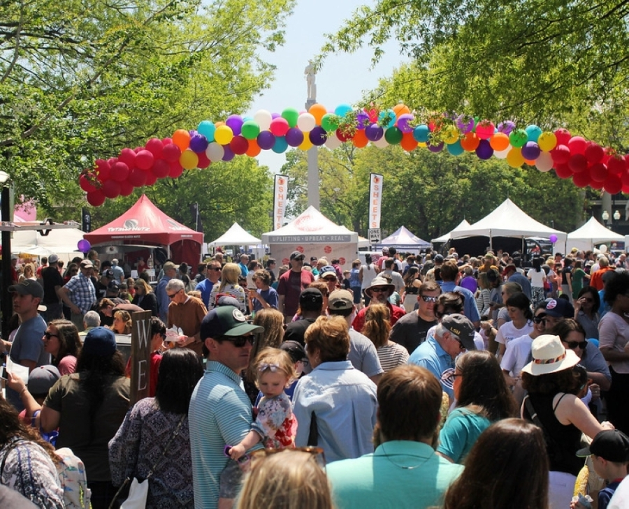 The Main Street Festival returns in July with in-person events. (Courtesy The Heritage Foundation of Williamson County)