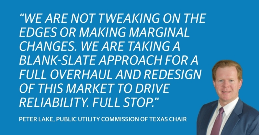 Top state electric grid regulators appeared at a Texas Senate Committee on Business and Commerce hearing July 13 to discuss the system's ongoing redesign. (Community Impact Newspaper staff)