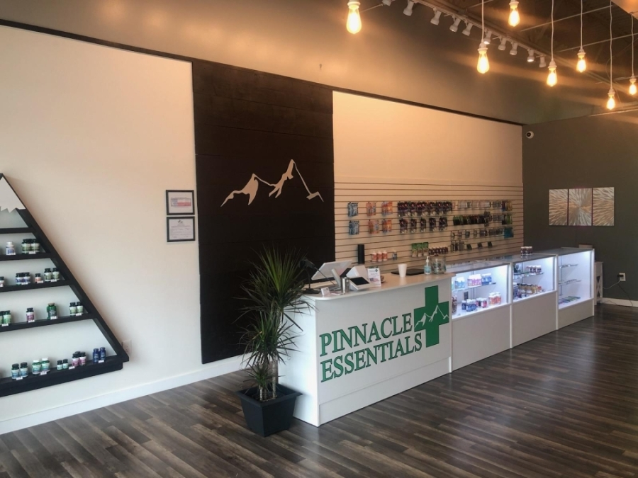 Pinnacle Essentials offers supplements, CDB and Delta 8 products. (Courtesy Pinnacle Essentials)