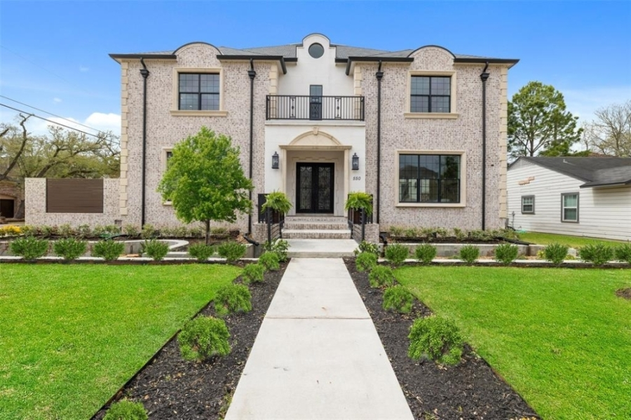 Single-family homes sales were up 13.6% compared to June 2020, fed largely by homes priced $750,000 and above, like this Bellaire home that sold for between $1,425,001-$1,638,000 in June, according to a July report from the Houston Association of Realtors. (Courtesy Houston Association of Realtors)