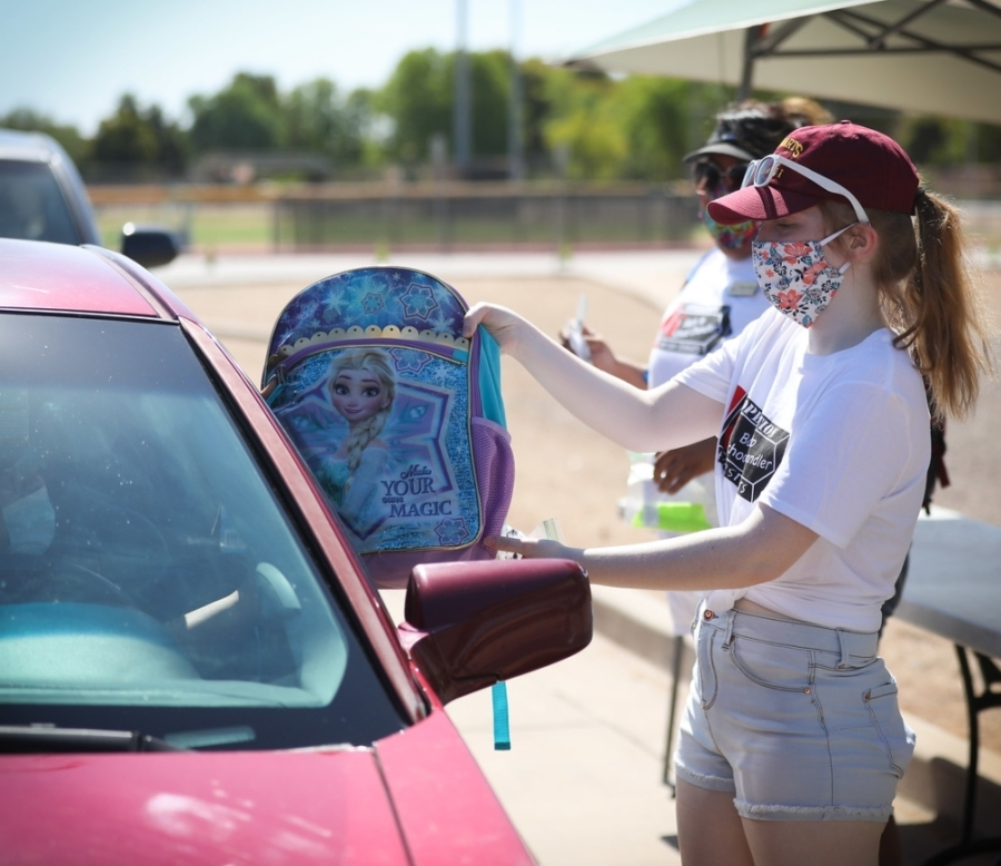 Operation Back to School Chandler will take place July 17, according to a news release from the city of Chandler. (Courtesy city of Chandler)