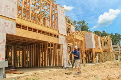 Demand for new housing is strong in the Conroe and Montgomery area. (Eva Vigh/Community Impact Newspaper)