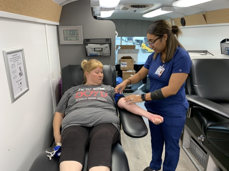 Blood Assurance is calling on eligible donors to help meet a critical need for blood donations. (Courtesy Blood Assurance)