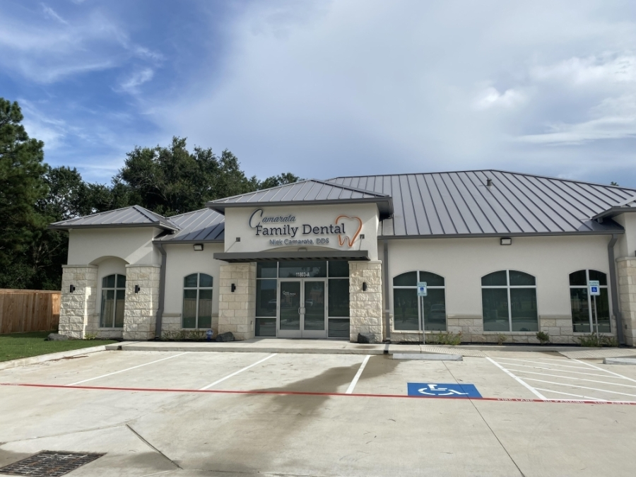 Camarata Family Dental relocated to a new office at 11803 Gregson Road, Tomball. (Chandler France/Community Impact Newspaper)