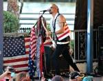 The Rock the Dock concert series with live music every Thursday night this summer concludes Aug. 19 with a performance by Weezhur and Foo Fakers. (Courtesy Kemah Boardwalk)