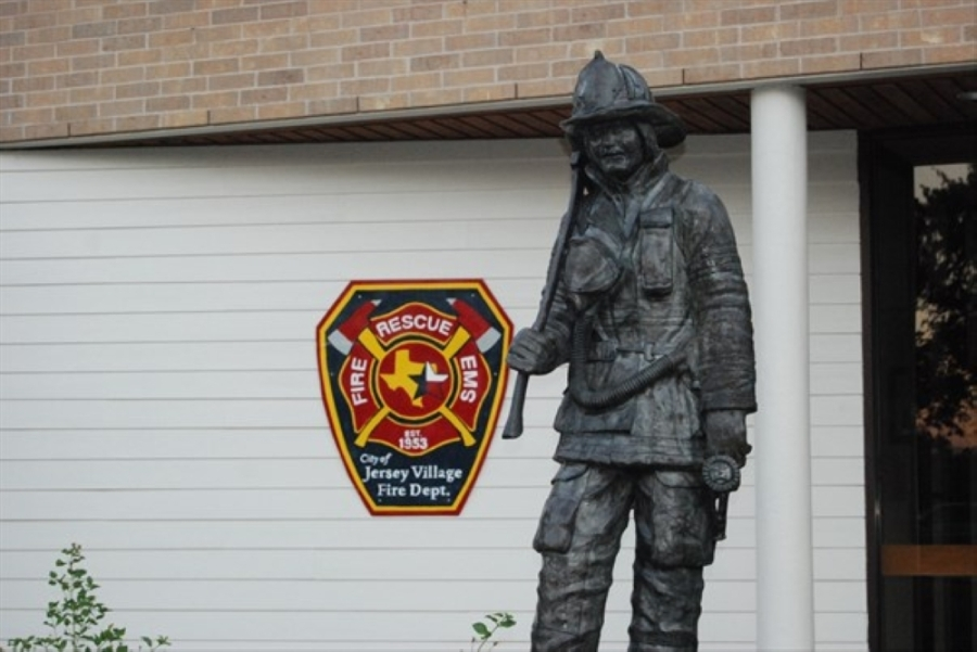 Jersey Village City Council proposed a budget that includes increases for the fire and police department. (Courtesy city of Jersey Village)
