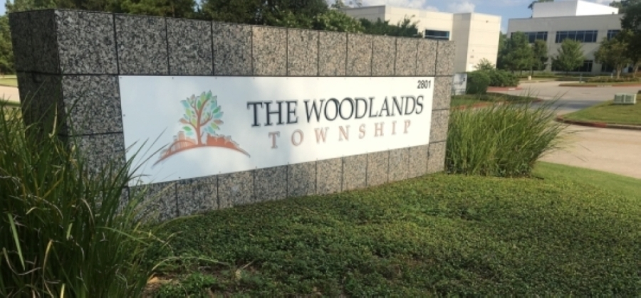 The Woodlands Township board of directors met July 22. (Vanessa Holt/Community Impact Newspaper)