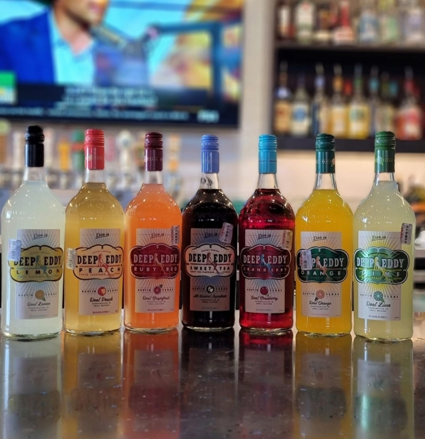 The Stacked Pickle offers a variety of beers and drinks such as mimosas and Bloody Mary's. (Courtesy Stacked Pickle)