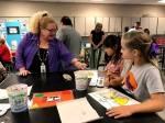Dawn Foley, Coronado Elementary School students