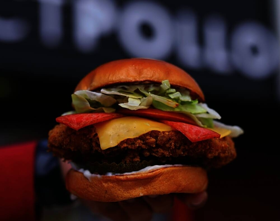 """The """"chicken-less chicken"""" concept will be the eighth Texas location opened this year. (Courtesy Project Pollo)"""