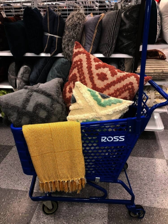 The national retailer offers designer and brand-name fashions for men, women and children as well as accessories and items for the home at a 20%-60% discount compared to department and specialty stores. (Courtesy Ross Dress for Less)