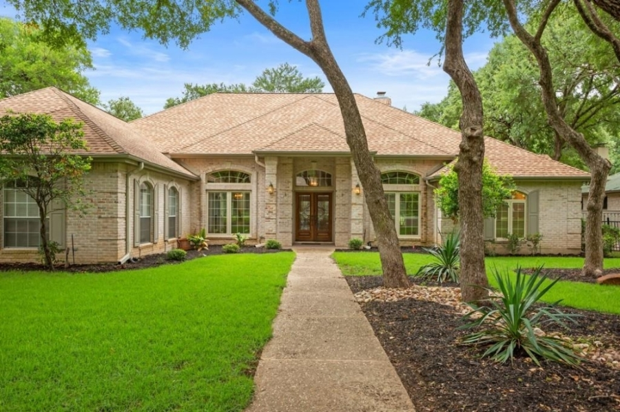 The home prices at Berry Creek range from mid-$300,000-$2 million. (Courtesy Austin Home Search)