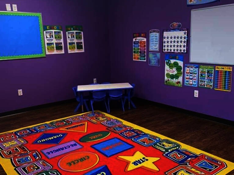 Tiny People University offers full-time child care in Magnolia. (Photo courtesy Nikkia Rivers)