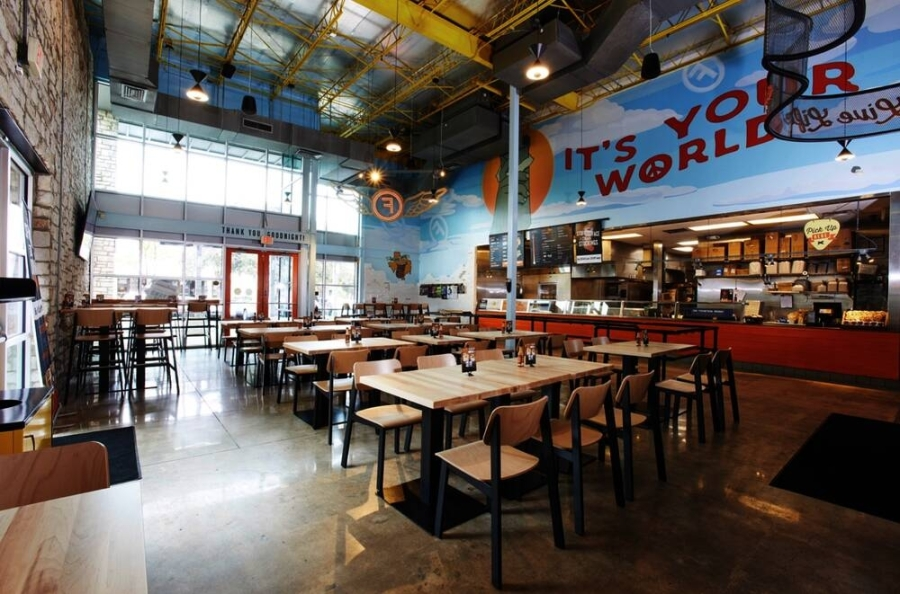 The location is expected to open in the fall. (Courtesy Freebirds World Burrito)