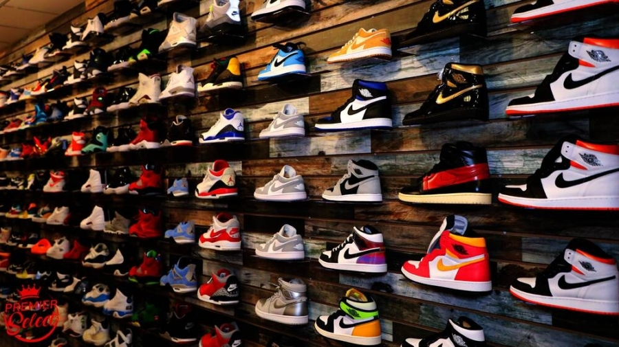 Premier Select sells collectable, vintage and luxury shoes. (Courtesy Premier Select)