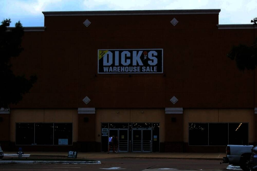 Dick's Sporting Goods Warehouse Sale opened a new outlet store earlier this year in Plano. (William C. Wadsack/Community Impact Newspaper)