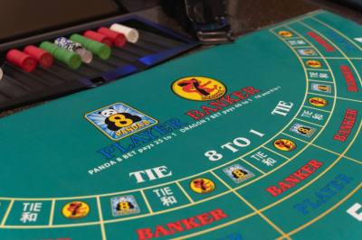 Fourteen live roulette, baccarat and craps tables will debut at Wild Horse Pass Hotel & Casino on Aug. 6, according to a news release from Gila River Gaming Enterprises Inc. (Courtesy Wild Horse Pass Hotel & Casino)