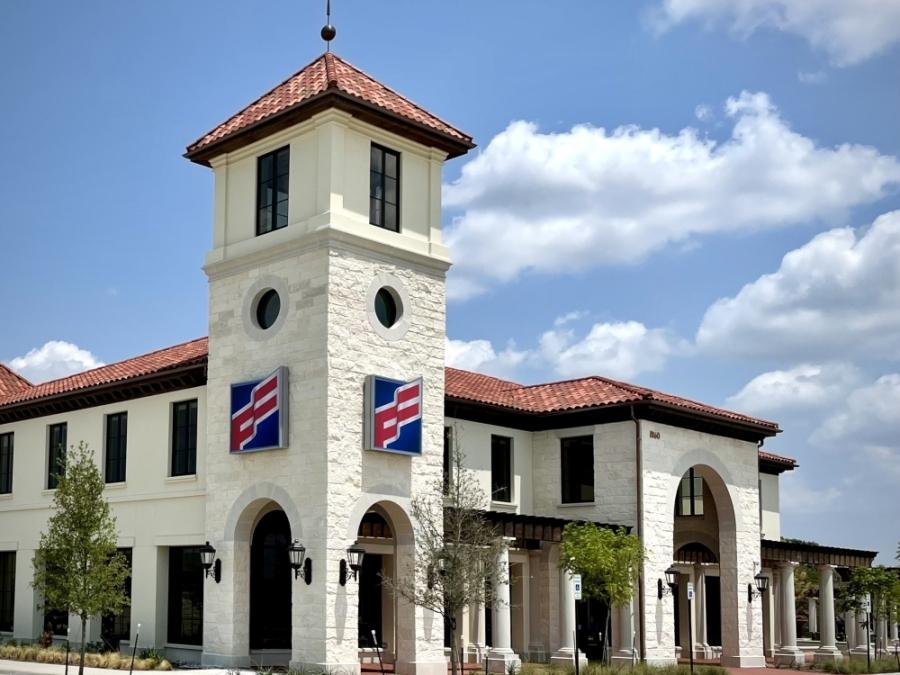 First Citizens Bank opened June 21 at 8160 Lebanon Road, Ste. 160, Frisco. (Matt Payne/Community Impact Newspaper)