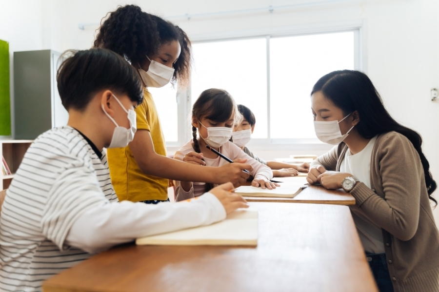 The Fort Bend ISD board of trustees unanimously approved its 2021-22 student code of conduct and dress code on Aug. 4. The dress code makes masks optional for the upcoming school year. (Courtesy Adobe Stock)