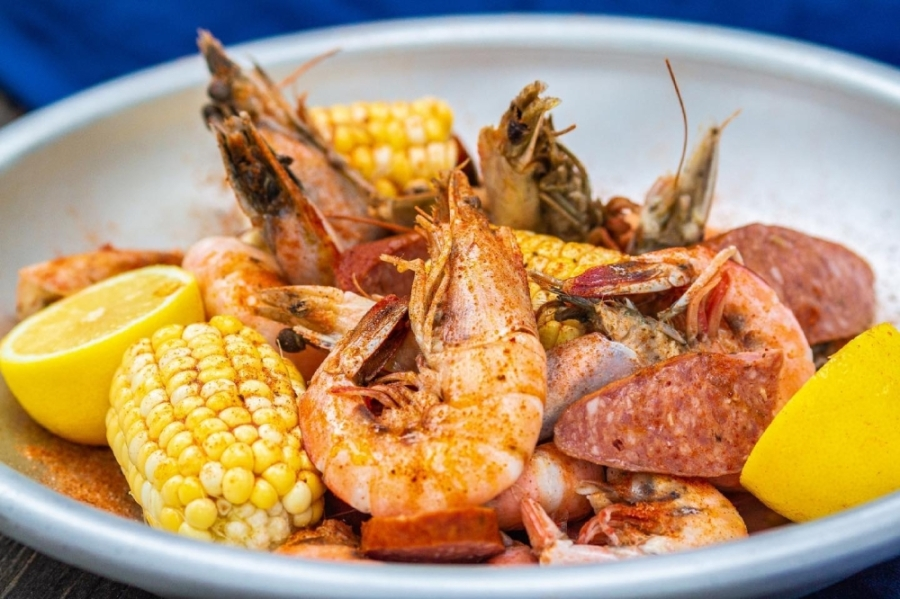 Keepers Coastal Kitchen specializes in sustainably sourced seafood. (Courtesy Keepers Coastal Kitchen)