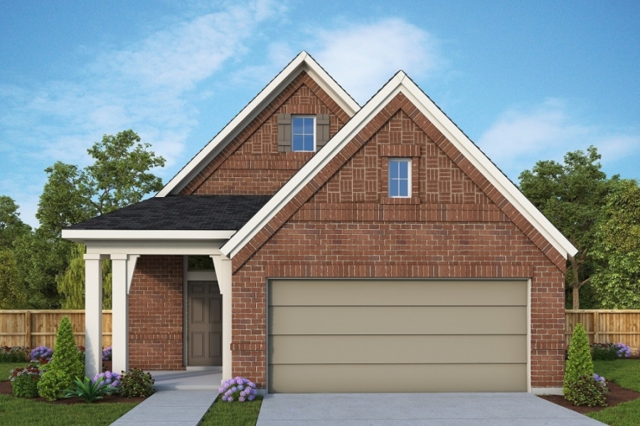 The Highlands Imagination Collection is expected to open for sales in the fall. (Rendering courtesy David Weekley Homes)