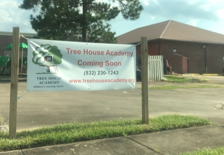 Tree House Academy is expected to open in Missouri City in mid-September. (Claire Shoop/Community Impact Newspaper)