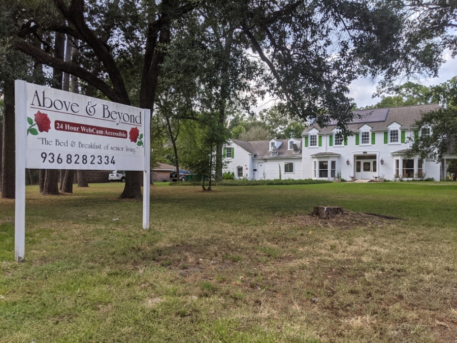 """The assisted living facility opened Jul. 29 and brands itself as """"the bed and breakfast for assisted living."""" (Jishnu Nair/Community Impact Newspaper)"""
