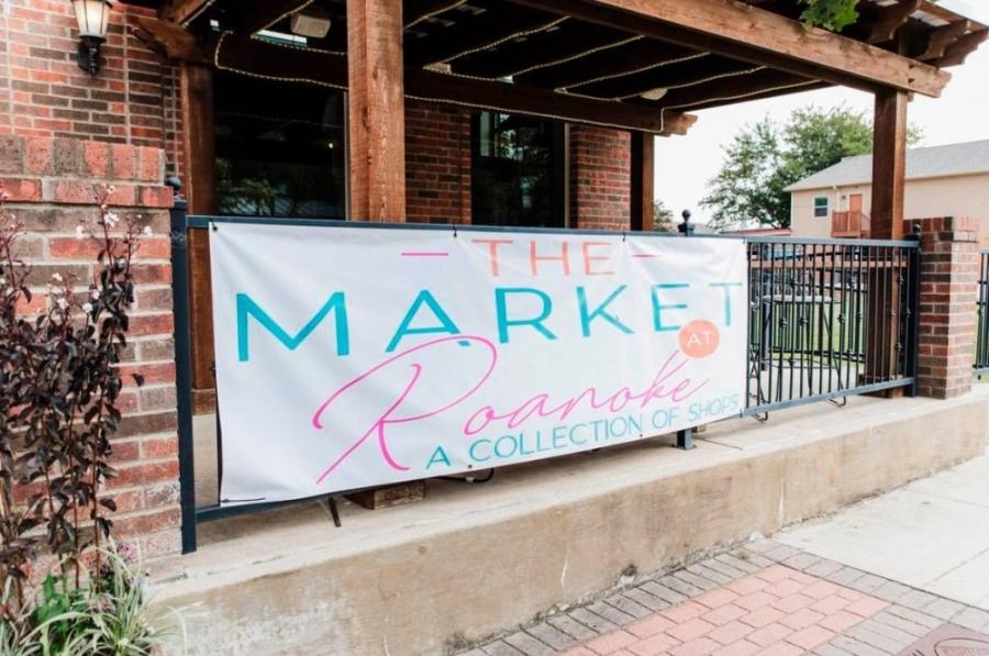 The Market at Roanoke is now open on Oak Street. (Courtesy The Market at Roanoke)