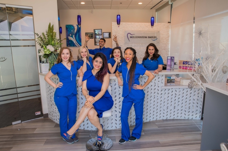 Millennium Smiles plans to open a second location in December on the corner of Legacy Drive and Lebanon Road in Frisco. (Courtesy Millennium Smiles)