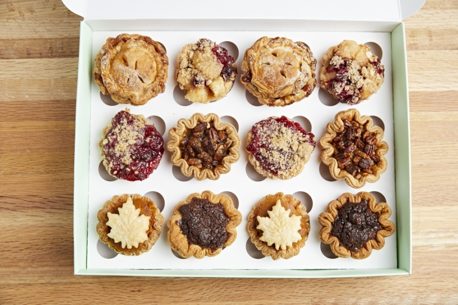 Tiny Pies will open a location on Lohmans Crossing in August. (Courtesy Tiny Pies)