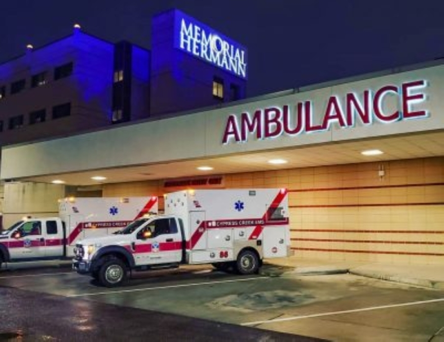 Cypress Creek EMS provides emergency medical services for approximately 177 square miles of North Harris County. (Courtesy of Cypress Creek EMS)